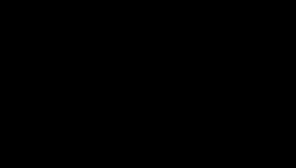 SCHROLL MONOGRAM BLACK